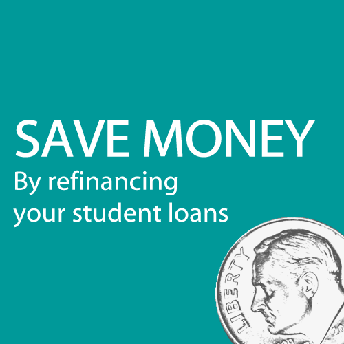 Save Money by refinancing your student loans